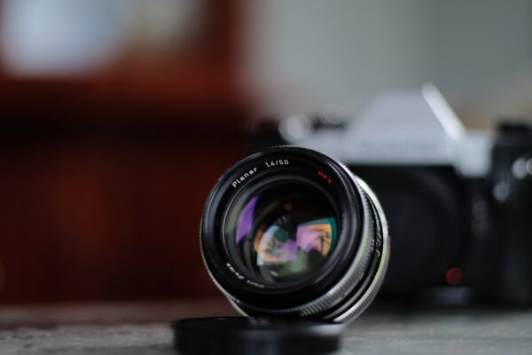 Types of Camera Lenses and Their Uses